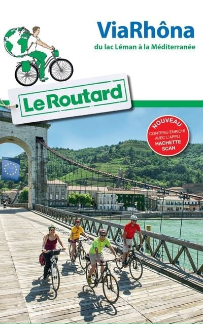 Guide du routard ViaRhona